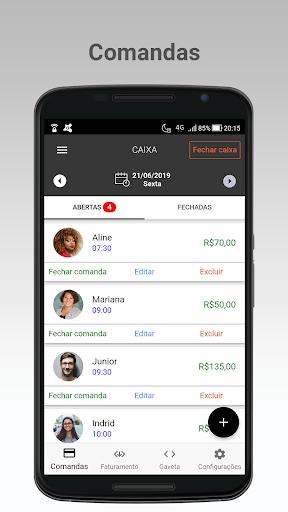Salon Soft - Agenda e Sistema para Salu00e3o de Beleza 2.4.8 Screenshots 2