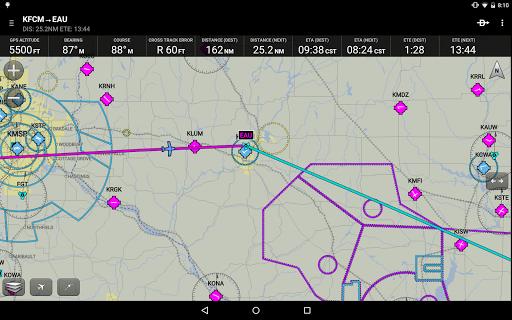 Garmin Pilot 7.7.2 Screenshots 9