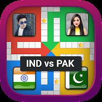 Ludo Girl - IND vs PAK Ludo Games Chakka Goti Apps