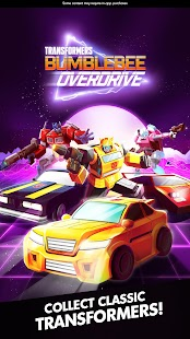 Transformers Bumblebee Overdrive: Arcade Racing Screenshot