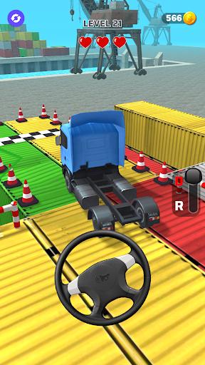Driving Car 3D  screenshots 6