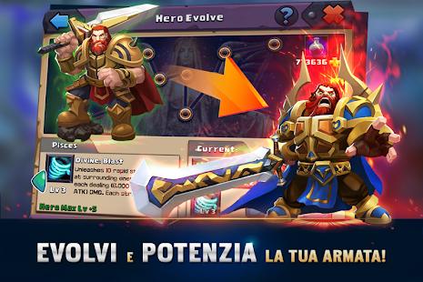 Clash of Lords 2: Italiano 1.0.205 screenshots 3