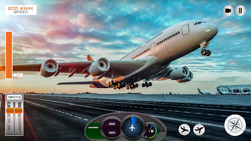 Flight Simulator Apkfinish screenshots 1
