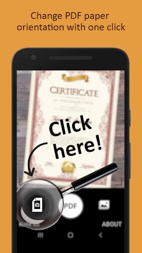 Photo to PDF u2013 One-click Converter android2mod screenshots 7