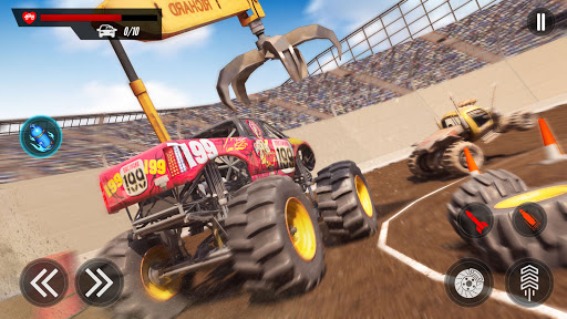 Monster Truck Destruction : Mad Truck Driving 2020 1.5 screenshots 6