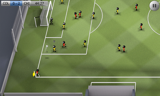 Stickman Soccer - Classic 4.0 Screenshots 2