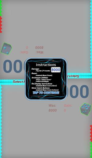 life calculator - yugioh screenshot 2