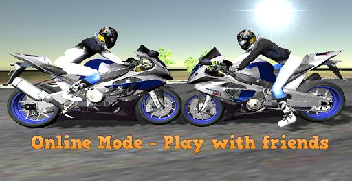 Wheelie King 4 - Online Wheelie Challenge 3D 1 screenshots 9
