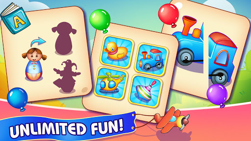 Preschool Learning : Brain Training Games For Kids screenshots 12