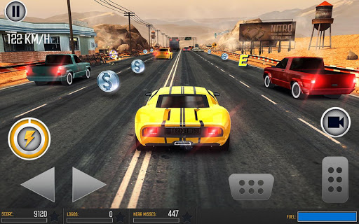 Road Racing: Highway Car Chase  screenshots 1
