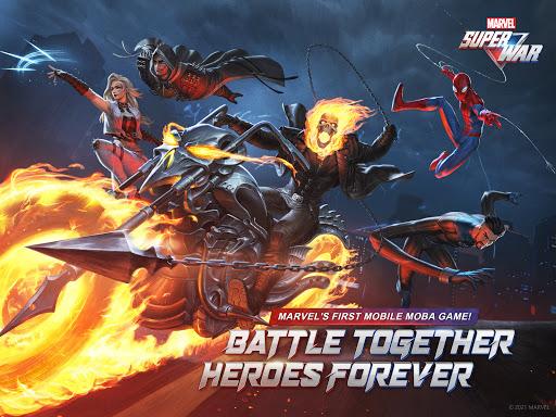 MARVEL Super War goodtube screenshots 17