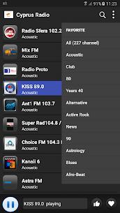 Radio Cyprus  – AM FM Online 4.2.1 APK + MOD (Unlocked) 2