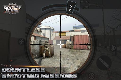 Critical strike - FPS shooting game apktram screenshots 5