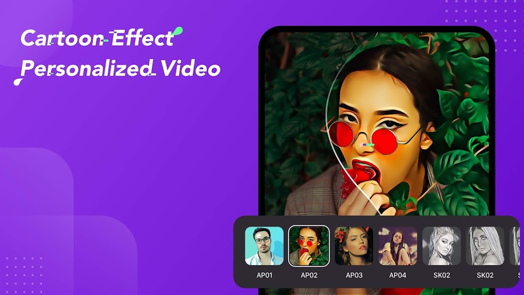 Vieka: Music Video Editor, Edits Videos & Clips  poster 12