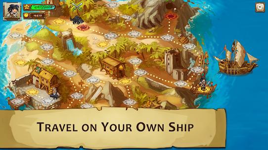 Braveland Pirate 1.2 Apk + Mod + Data 3
