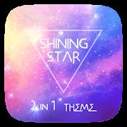 Shining Star 2 In 1 Theme