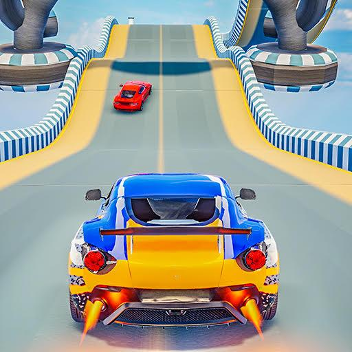 Race Car Stunt: Mega Ramps