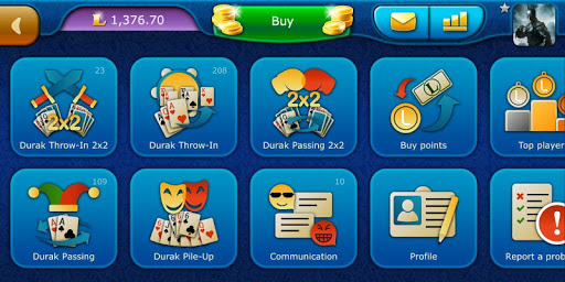 Durak LiveGames - free online card game  screenshots 5