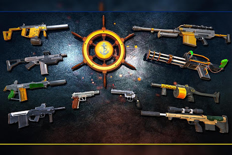 Navy Gun Strike - FPS Counter Terrorist Shooting 1.0.21 APK + Mod (Unlimited money) for Android