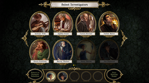 Mansions of Madness 1.8.7 screenshots 9