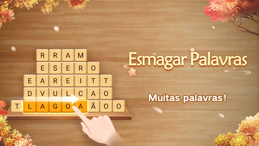 Esmagar Palavras: Palavras cruzadas & Cau00e7a Palavra apktram screenshots 16