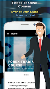 Foreign exchange course – Become a Forex Trader Apk Download 3