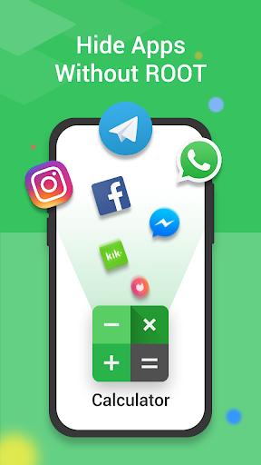 Calculator Vault : App Hider - Hide Apps  Screenshots 1