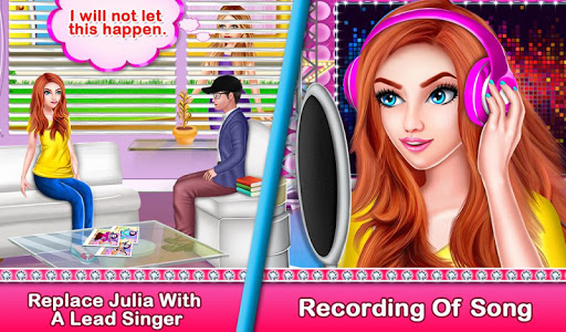 Girl Become a Rockstar : Model Success Story 1.0.5 Screenshots 5