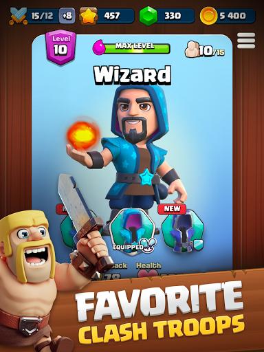 Clash Quest screenshots 9