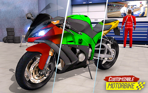 MotoVRX u2013 GP Bike Games 1.0.5 screenshots 14