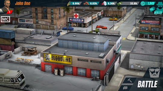 Last Outlaws: The Outlaw Biker Strategy Game Mod 1.1.4 Apk (Unlocked) 2