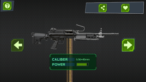 Machine Gun Simulator Free 2.2 screenshots 6