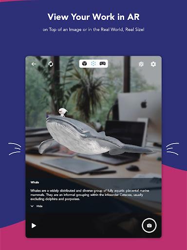Assemblr - Make 3D, Images & Text, Show in AR! 3.394 Screenshots 13