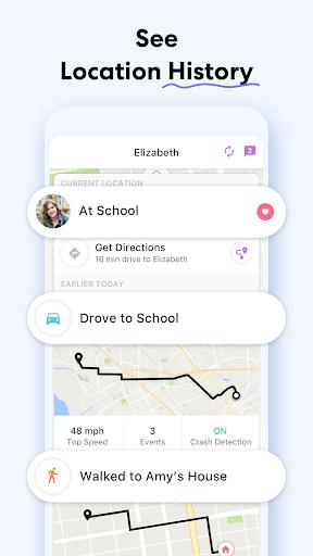 Life360: Family Locator & GPS Tracker for Safety 20.8.0 Screenshots 5