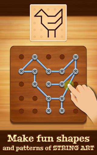 Line Puzzle: String Art 21.0304.09 screenshots 4