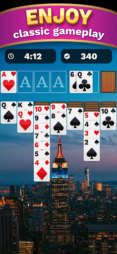 Solitaire Cube: Card Game Training 1.03 screenshots 9