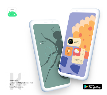 Android 12 Widget Pack for KWGT APK [PAID] Download 8