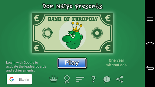 Europoly screenshots 5