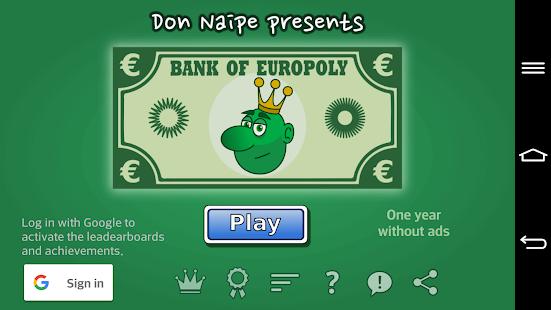 Europoly 1.2.4 Screenshots 5