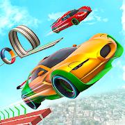 Electric Car Stunt Games: Ramp Stunt Car Games