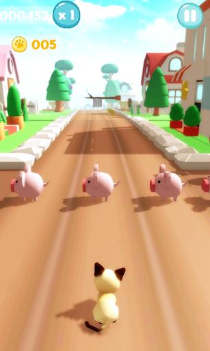 Cat Run 1.1.9 screenshots 6