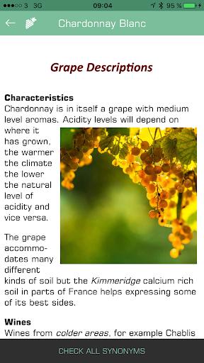 200+ Wine Grapes screenshot