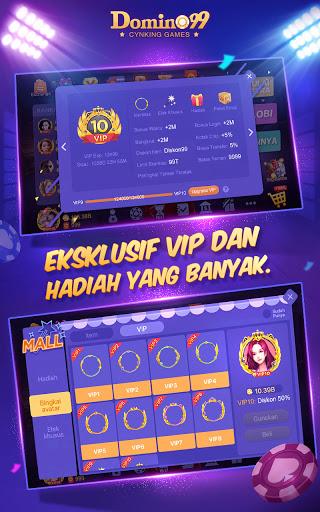 Domino QiuQiu u00b7 99 :  Awesome Online Card Game screenshots 19