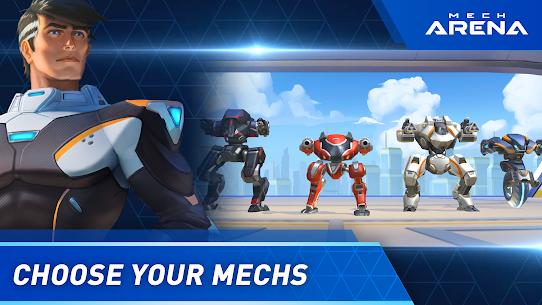 Mech Arena: Robot Showdown APK MOD (Dinero Ilimitado) 1