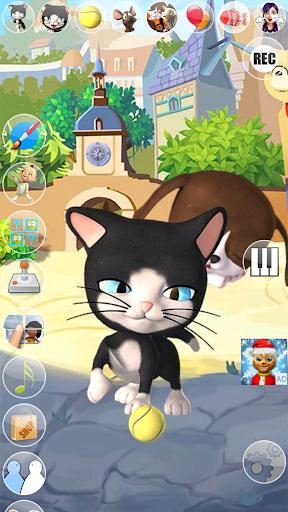 Talking Cat and Dog Kids Games  screenshots 7