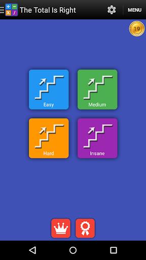 Numbers Game! 6 Countdown Math apkdebit screenshots 1