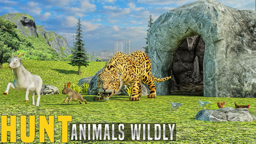 Virtual Tiger Family Simulator: Wild Tiger Games screenshots 3