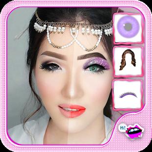 Makeup Beauty Camera 1.3 Screenshots 1
