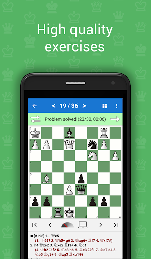 Chess King (Learn Tactics & Solve Puzzles) 1.3.10 screenshots 1