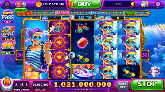 Free Jackpot Storm – Casino Slot Apk Download 2021 4